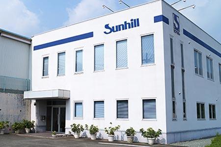 Sunhill Japan building